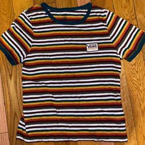 Vans Women T-Shirt